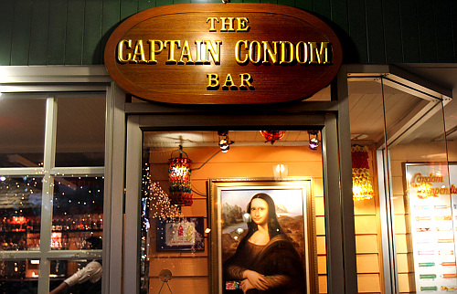 Cabbages and Condoms restaurant in Bangkok