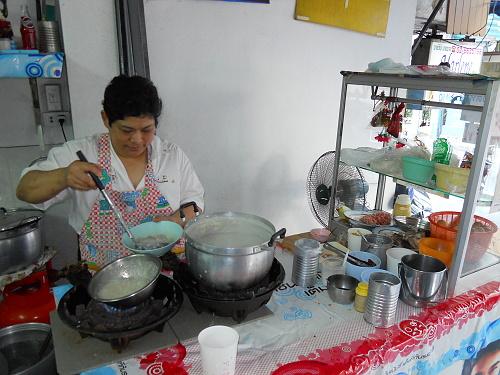 Eten en gebruiken in Thailand