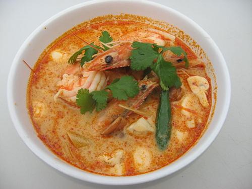 Tom Yam, Thaise soep