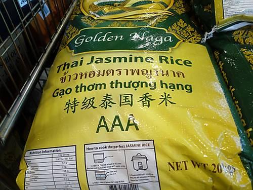 thaise hom mali rijst