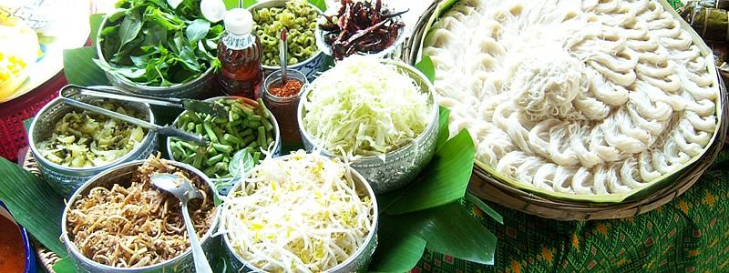 Thaise salades