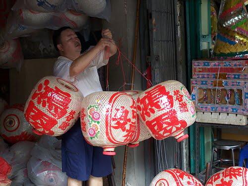 chinees nieuwjaar in Thailand
